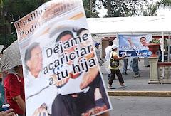 CRÓNICA PAMBOLERA CONTRA LOS ABUSADORES DE NIÑOS