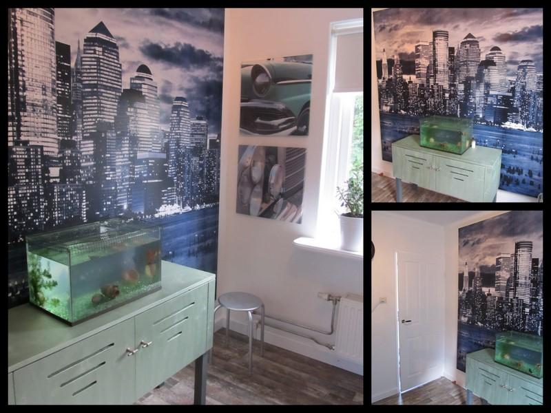 ... : slaapkamer behang gamma : Romantisch Kinderkamer en Babykamer