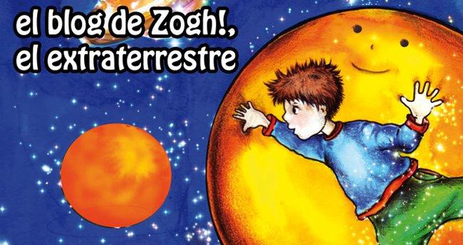 Zogh!, el extraterrestre