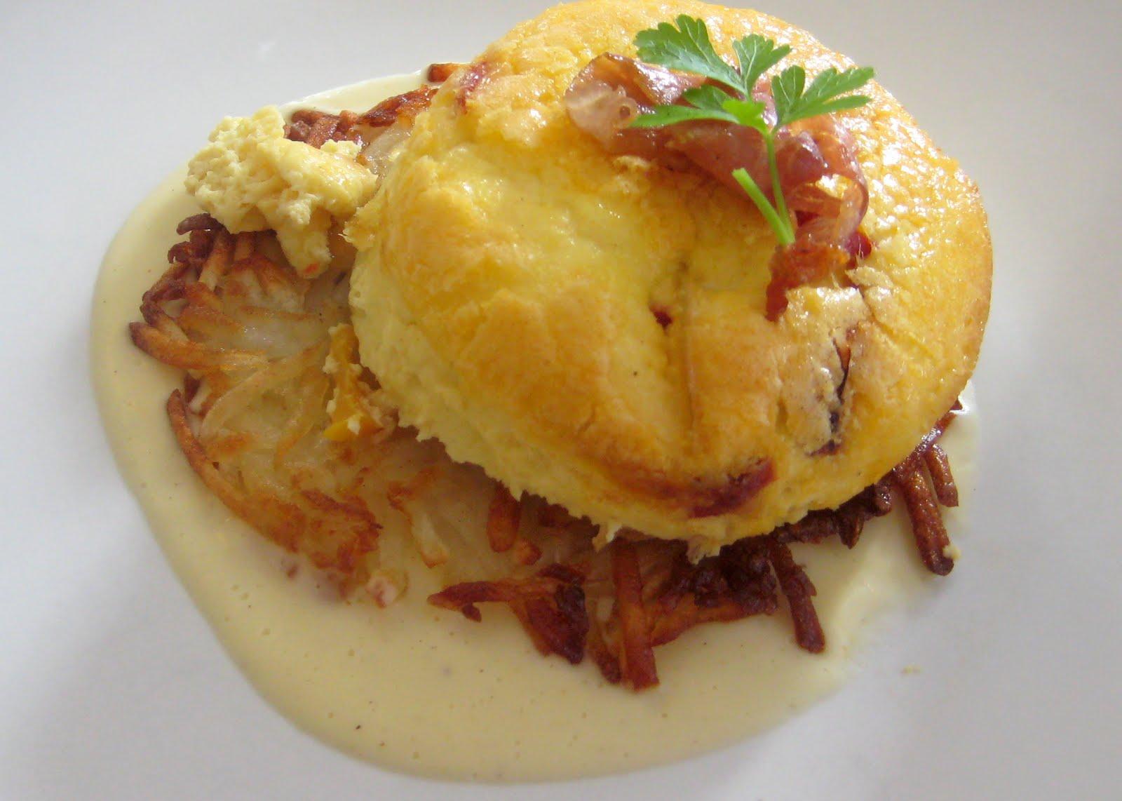 Breakfast Souffle Food Network