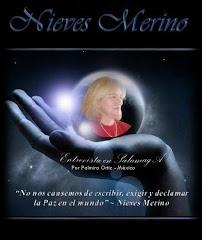 Entrevista a la Escritora Nieves María Merino Guerra – (Gran Canaria. España)