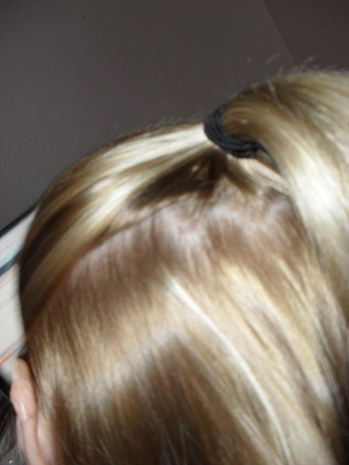 Medium Pearl Blonde Hair Color