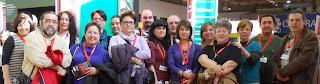 Blogueros en Gastrotur, 19 de noviembre de 2010.