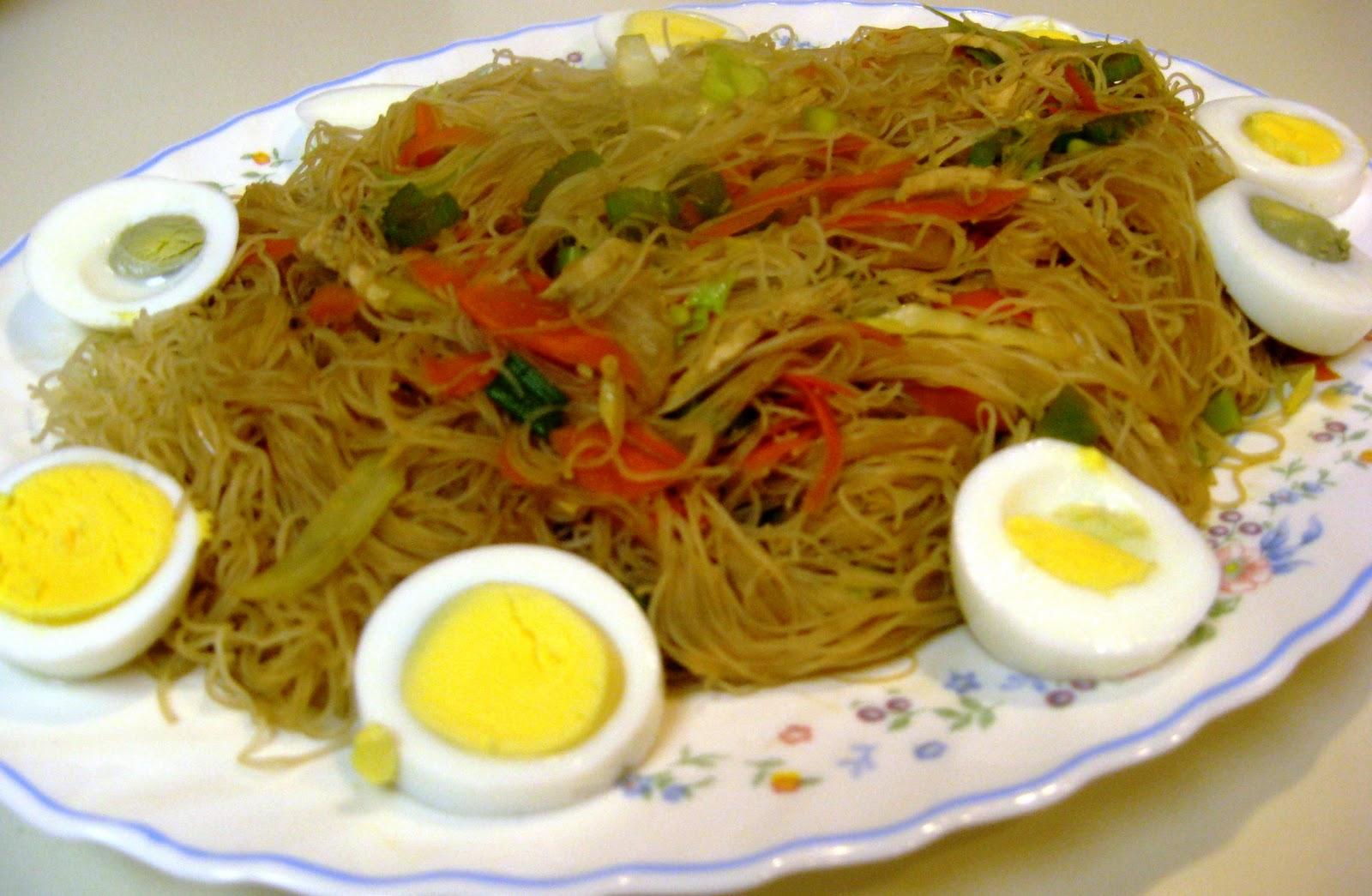 Kck blogger pancit bihon pancit bihon another comfort food from the philippines forumfinder Images