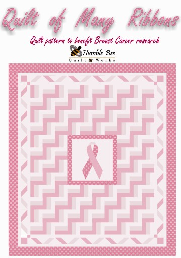 Michele Bilyeu Creates *With Heart and Hands*: Breast Cancer Awareness: Free Patterns for Quilts ...