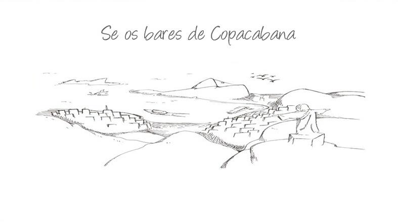 Se os Bares de Copacabana