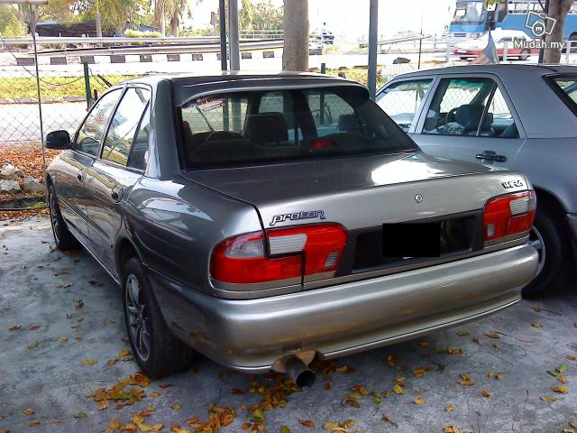 Ct Used Amp New Car Dealer Proton Wira 03