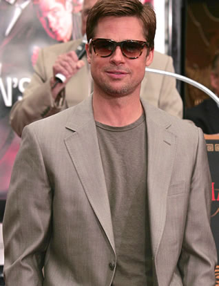 brad pitt hair loss. pitt-aes-rad Children,