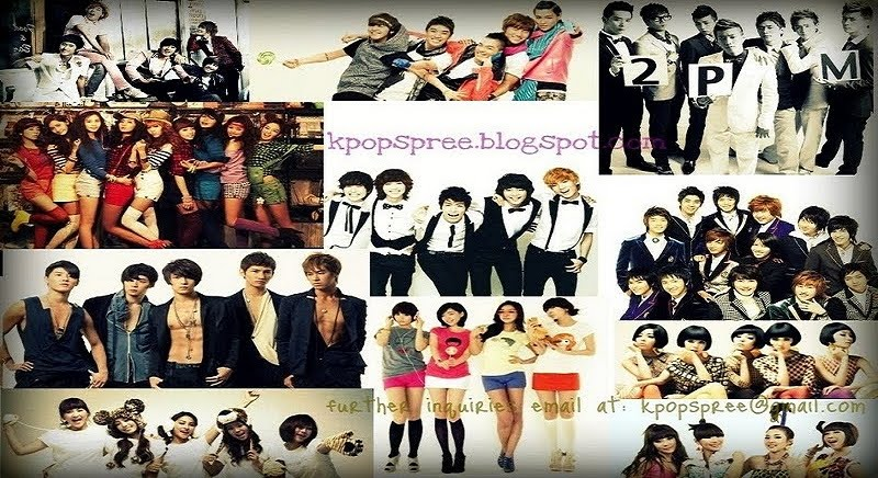 Korean Pop Idol Merchandise Spree [K-POP]