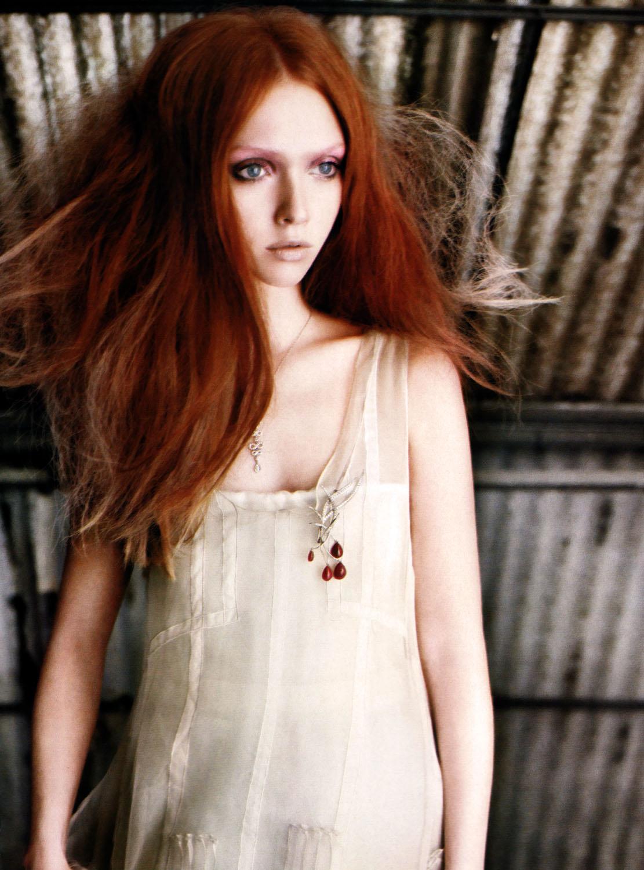 Redpoppy Fashion  Nataliya Piro Red