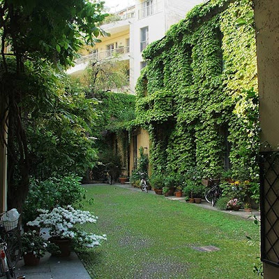 cortile, bella milano, milan design week