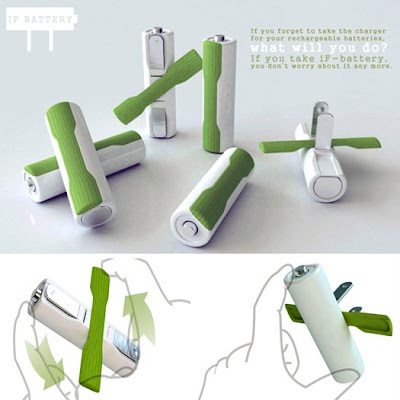 eco-friendly, battery, charger, green battery