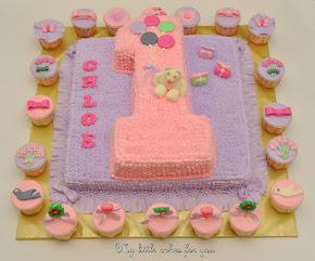 Numeral Cake