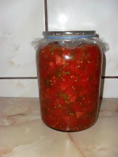 Articole culinare : Rosi in sare :