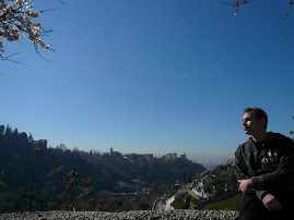 En la Alhambra de Granada