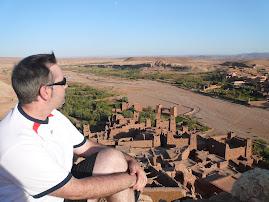 En Ouarzazate (Marruecos)