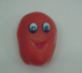 Veja abaixo esculturas utilizadas para orientação Nutricional para crianças Sr. Tomate