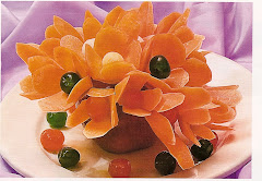 Flor de Cenoura - Pitombas