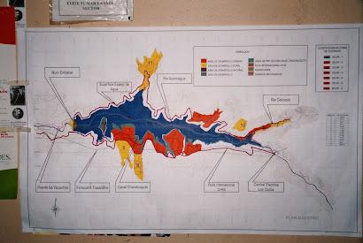 MAPA OFICIAL DE INUNDACIÓN DE TIERRAS MAPUCHE Y CAMPESINAS