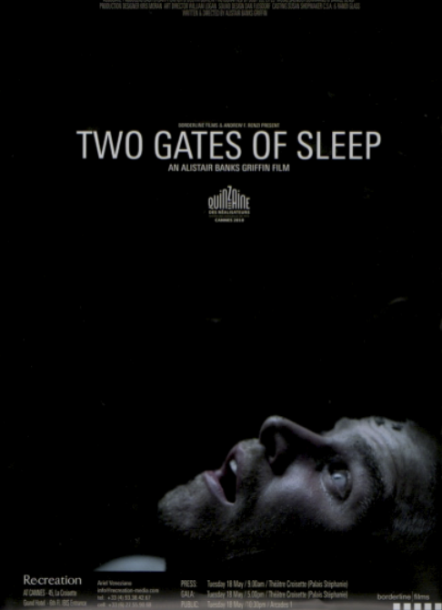 DEAUVILLE, Two gates of sleep (compétition)