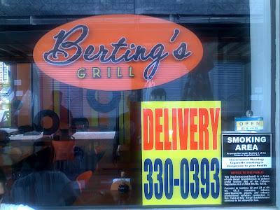 Berting's Grill - New Hideaway in t he Mornings