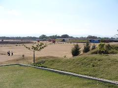 Una vista desde lo alto del Parque