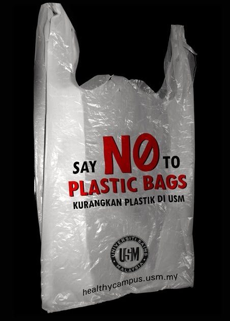 urging students to say no to plastic bags Plastic bags introduction one of the most commonly used items in modern generation is the plastic bag however, environmental agencies have been urging singapore government to do the same while join millions of other students and start your research become a studymode member.