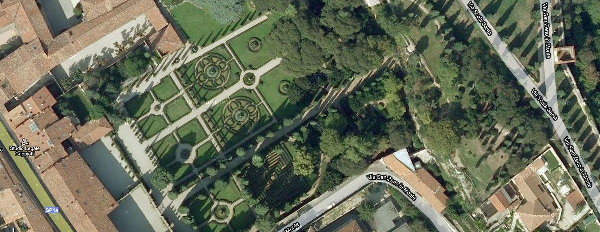 Restauro giardino giusti veronetta blog for Giardino e palazzo giusti