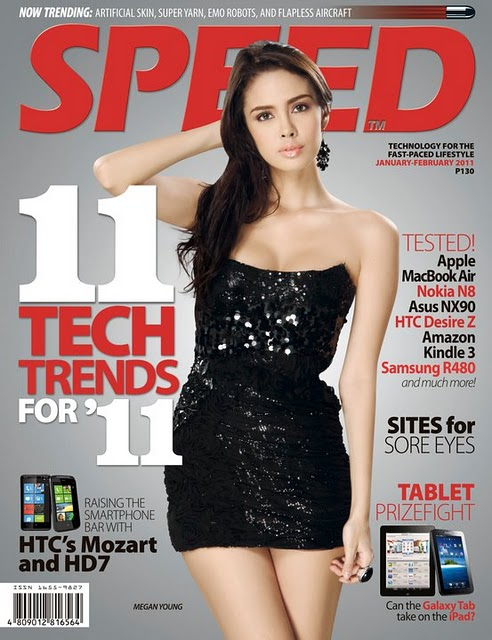 Megan Young - SPEED Magazine