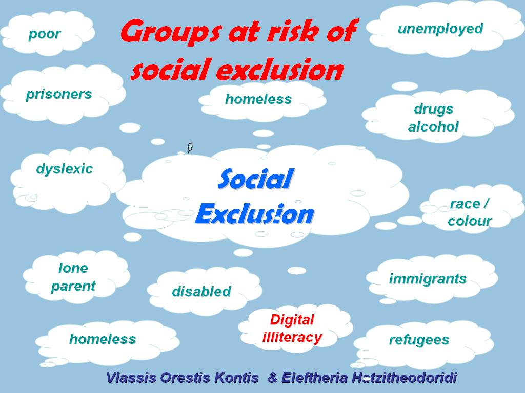 tourism and social exclusion in the This information should contribute to the debate on the potential contributions of  tourism to improving social inclusion of persons with disability,.