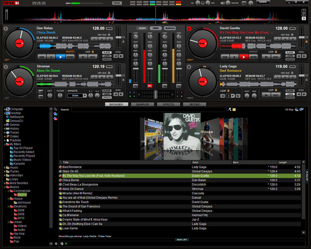 Virtual Dj V7.0 Pro + Crack