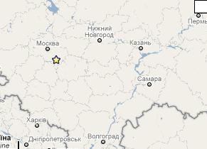 Наша школа на карте