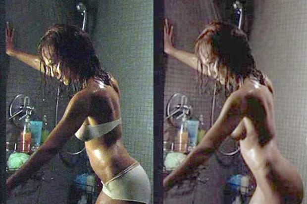 Jessica Biel al desnudo Erotismo, dureza y músculo