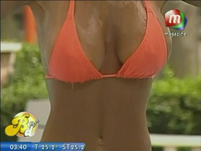 BDV Cinthia Fernandez infartante