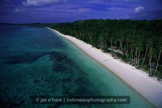 Pantai Pasir Terhalus di Dunia Ada di Indonesia