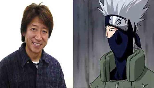 Kazuhiko Inoue - Kakashi Hatake