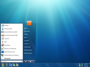windows 7 theme vista