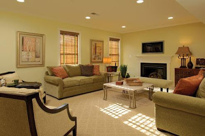 Furniture, Interior Design, Living Room