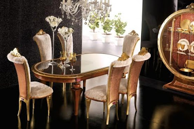 Luxury Dining Room Decoration Ideas