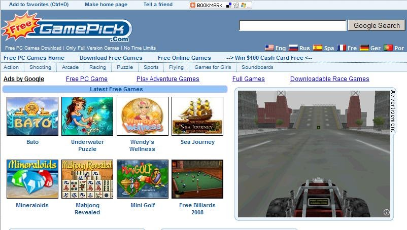 Yct Game  For Pc