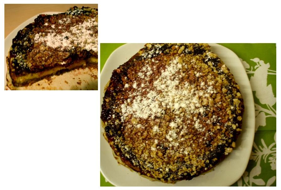 Berry Crumble Cheesecake Recipes — Dishmaps