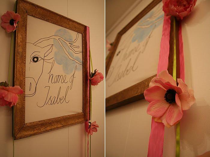 Marias skriblerier: homemade: veggpynt til barnerommet   ...