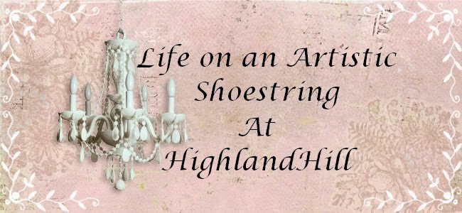 Life on an artistic shoestring at Highland Hill::