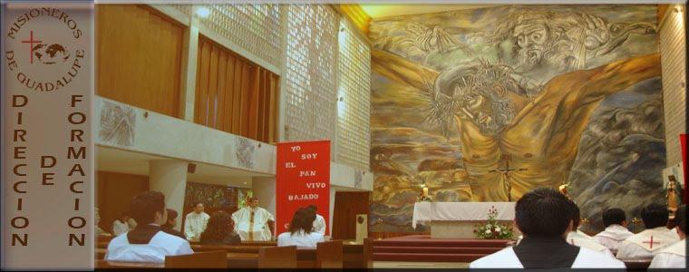 Direccion de Formacion - Misioneros de Guadalupe