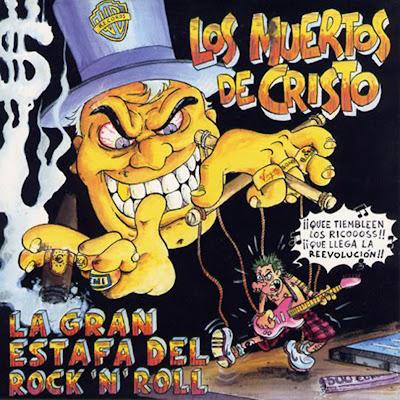 Discografía Completita de Ska-P ! Los_Muertos_De_Cristo-La_Gran_Estafa_Del_Rock_N_Roll-Frontal