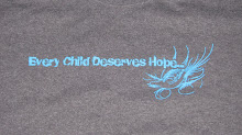 """Every child deserves Hope..."" Shirts"