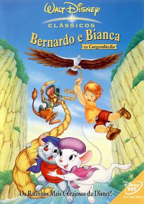 Bernardo e Bianca Na Cangurulândia (Dublado)