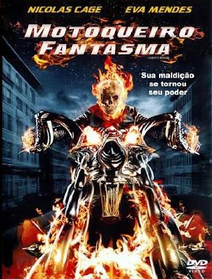 Motoqueiro Fantasma - DVDRip Dual Áudio