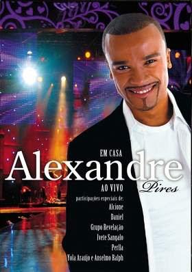 Alexandre Pires - Em Casa Ao Vivo - DVDRip