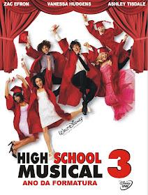 Baixar Filmes Download   High School Musical 3   Ano da Formatura (Dublado) Grátis
